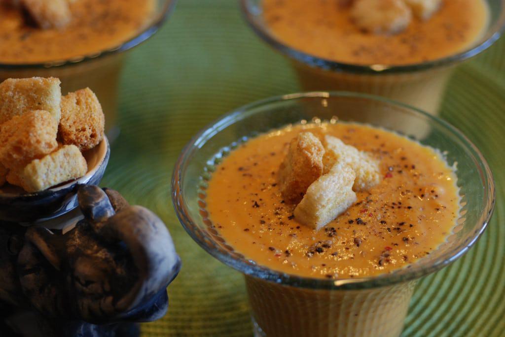 Cote D Ivoire Yam Soup