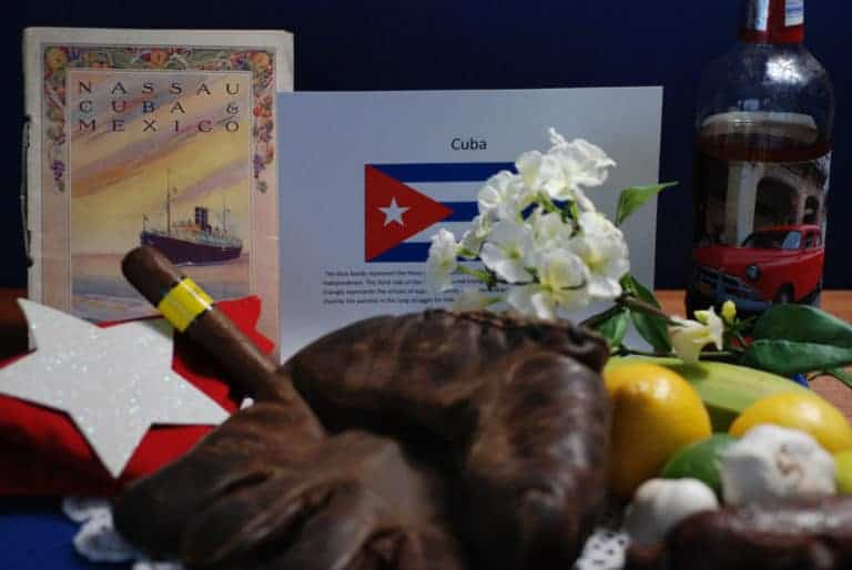 About food and culture of Cuba