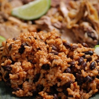 Cuba Rice and Beans