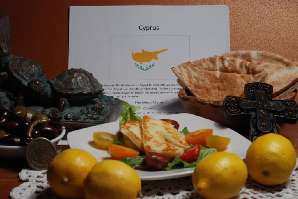 About food and culture of Cyprus