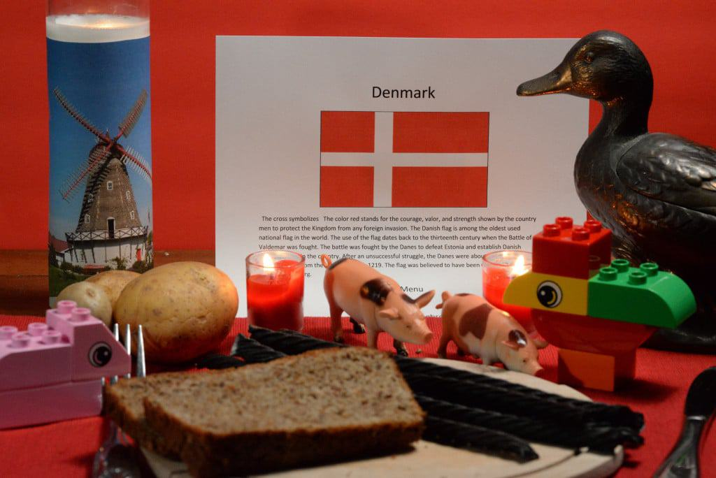 About food and culture of Denmark