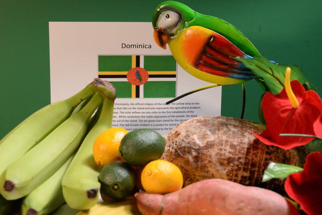 About food and culture of Dominica