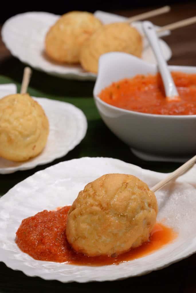 East Timor appetizer