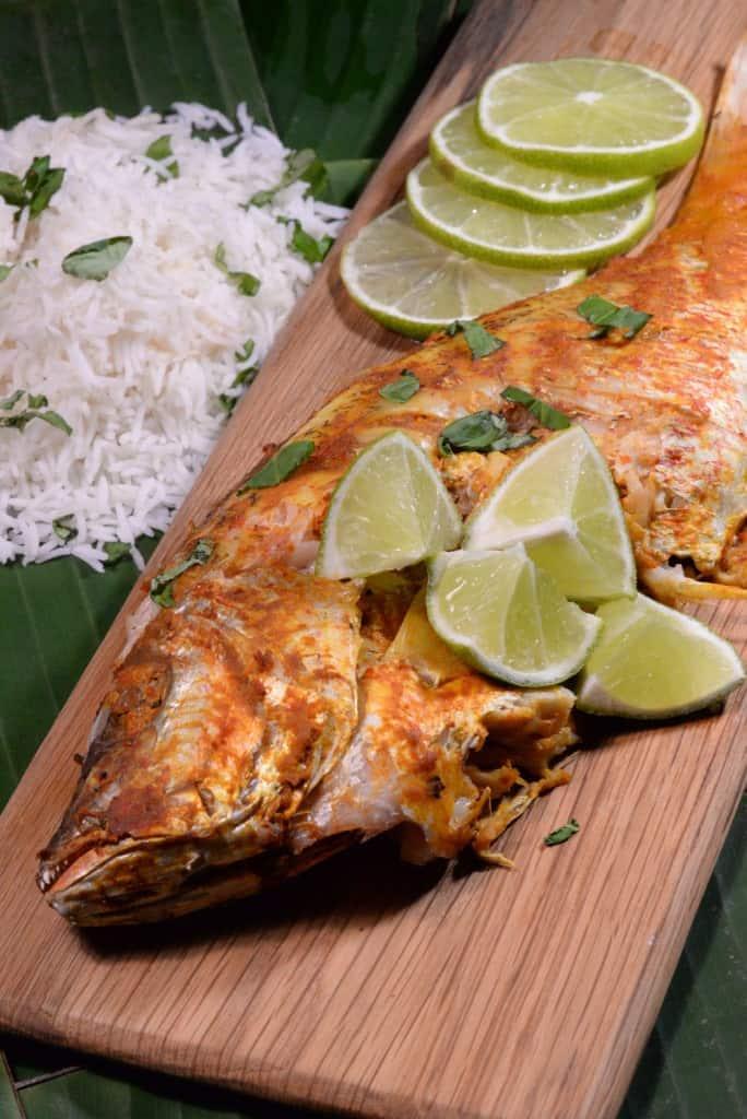 East timor Ikan pepes