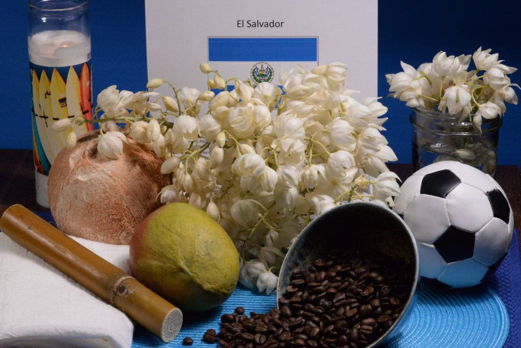 About food and culture of El Salvador