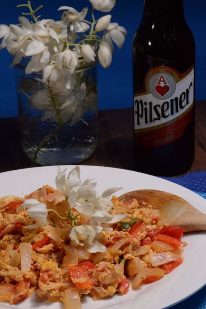 El Salvador Flor de izote