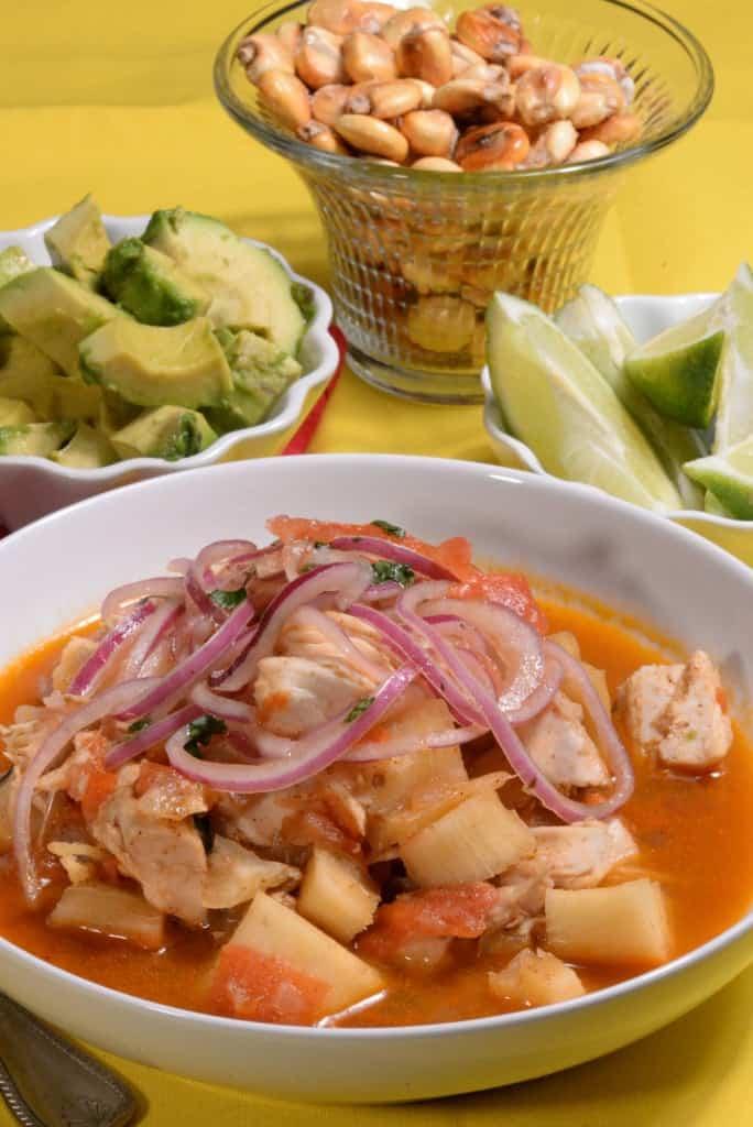 Ecuador Fish Soup