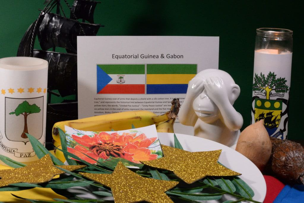 About Food and Culture of Equatorial Guinea & Gabon