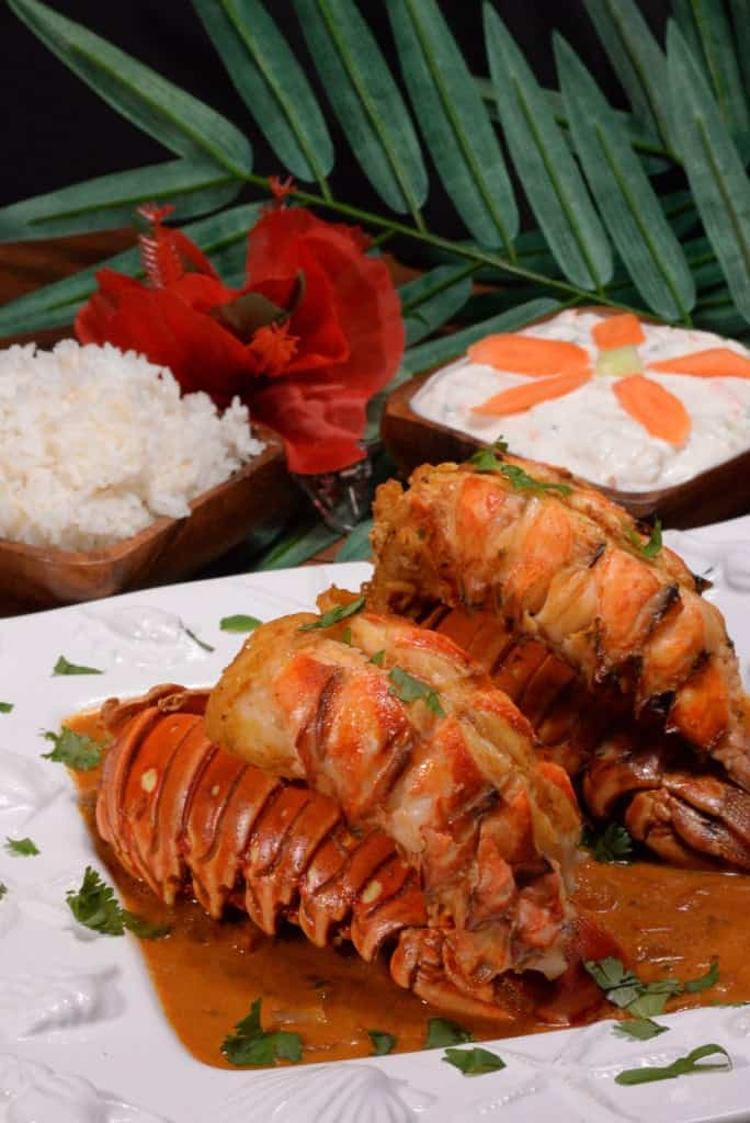 fiji lobster curry