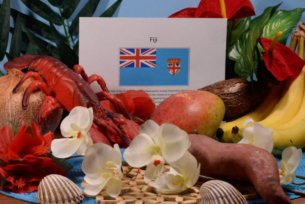 About food and culture of Fiji