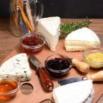 France Cheese plate