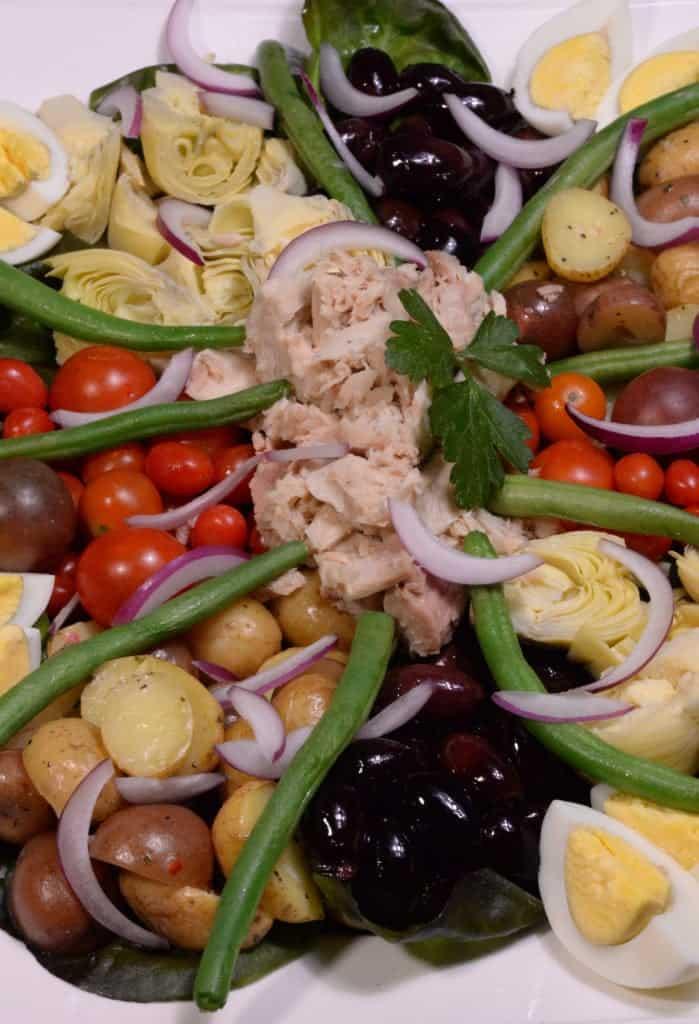 France nicoise salad
