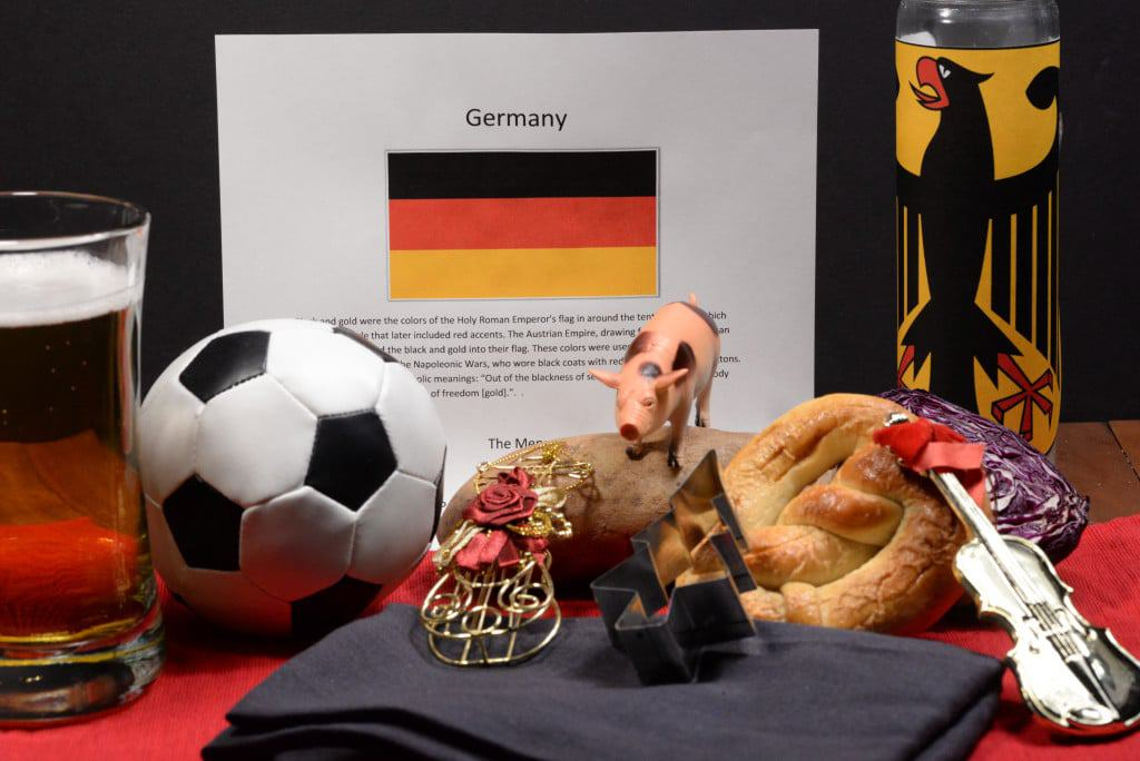 About food and culture of germany