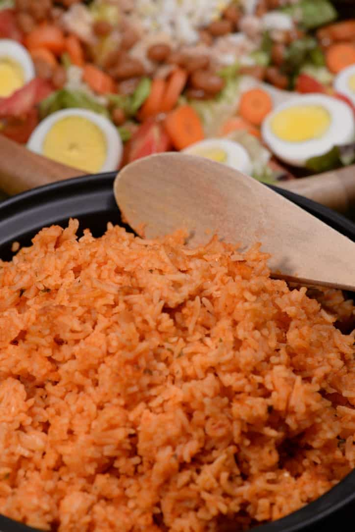Ghanaian Food Recipes Jollof Rice Meal
