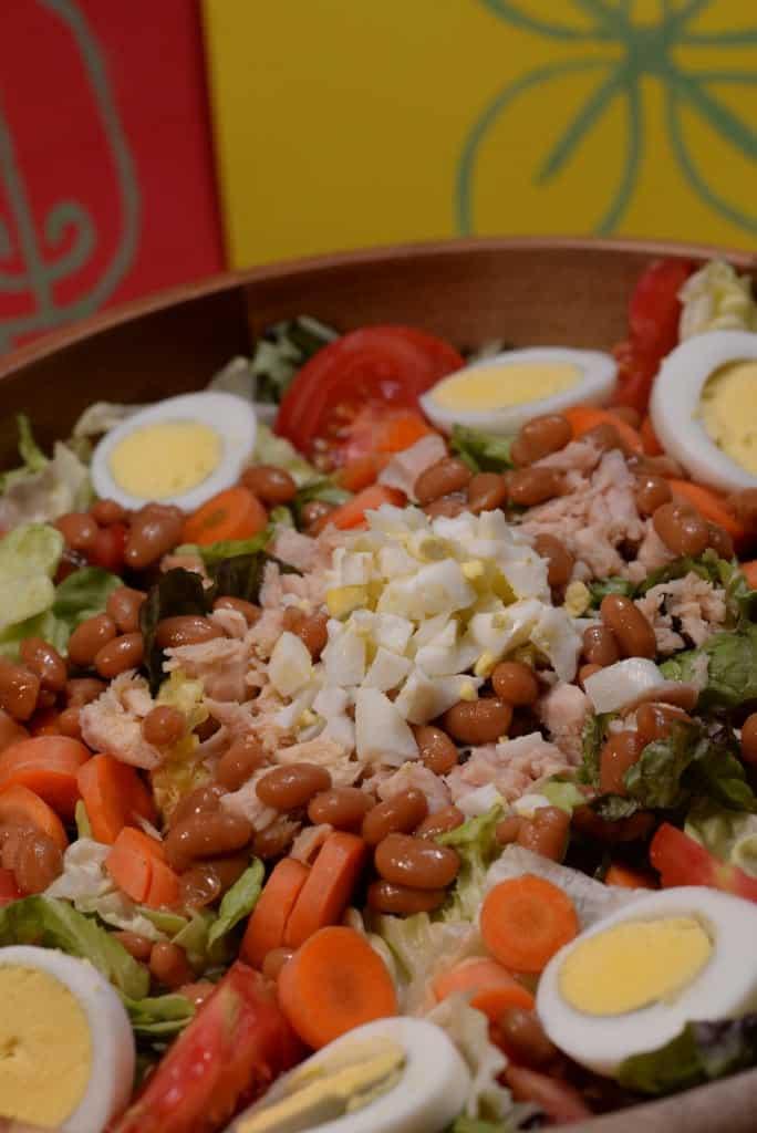 Ghanaian Salad