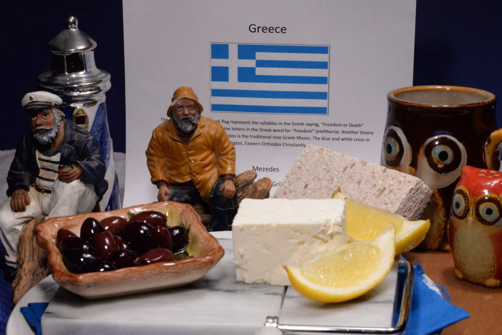 About food and culture of Greece