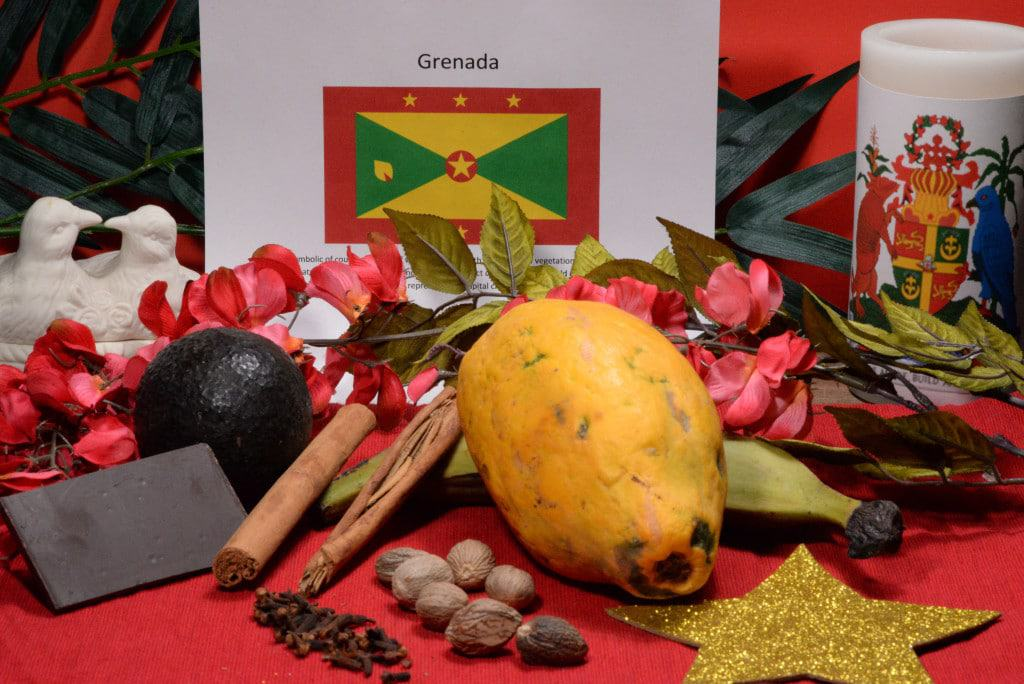 About food and culture of Grenada