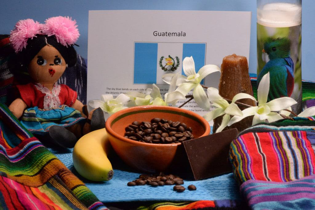 About food and culture of Guatemala