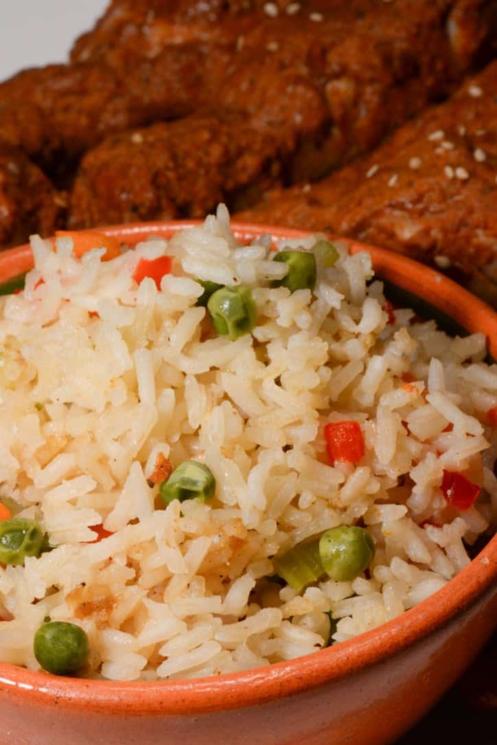 Guatemalan Rice Arroz Guatamalteco International Cuisine