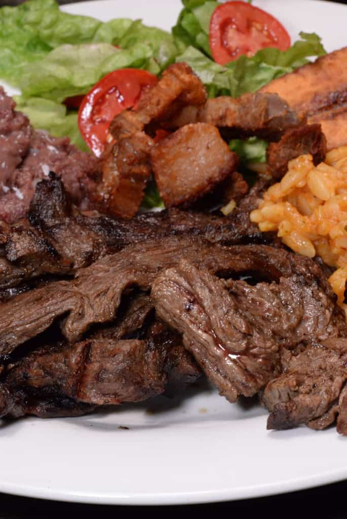 Honduran Carne Asada