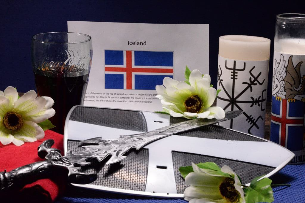 About food and culture of Iceland