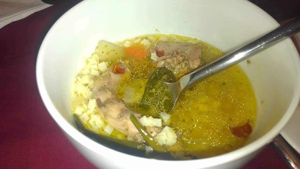 Roma Mixed Neck Soup
