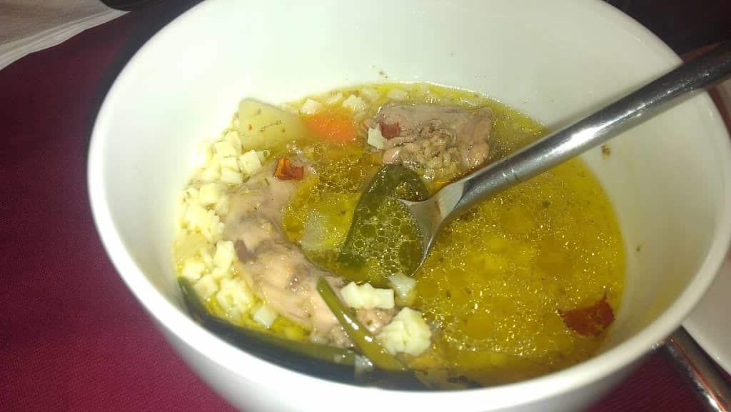 Roma Mixed Neck Soup
