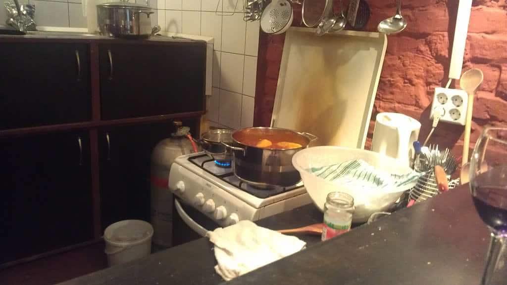 Roma Kitchen
