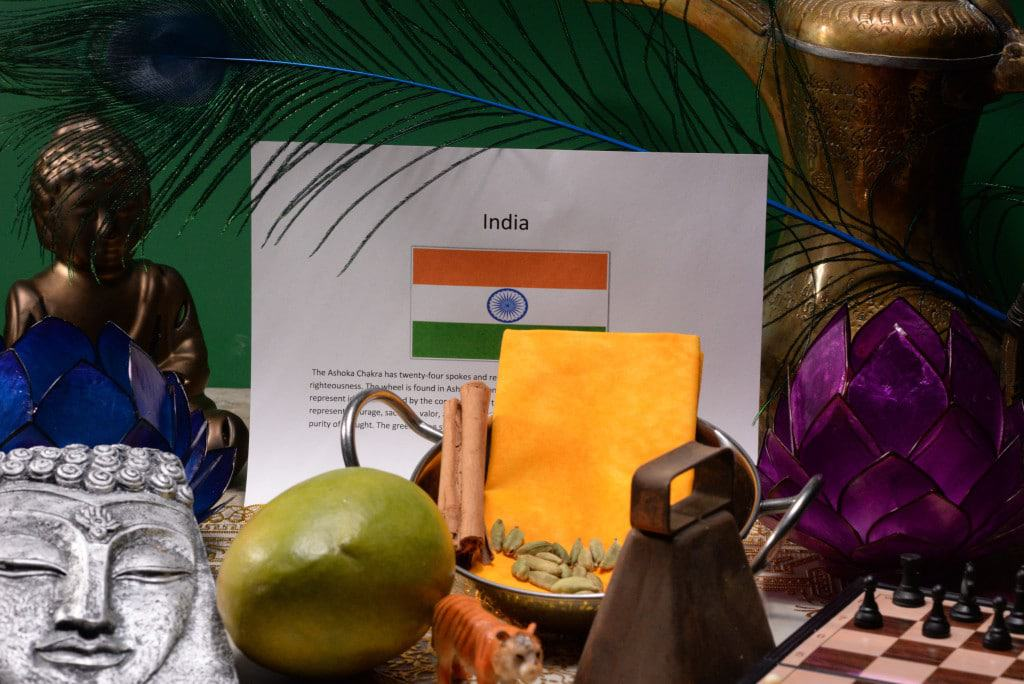 About food and culture of India