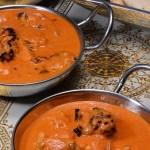 Indian chicken butter masala