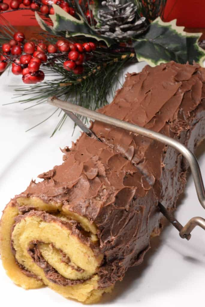 yule log cake recipe yule log cake international cuisine 1528