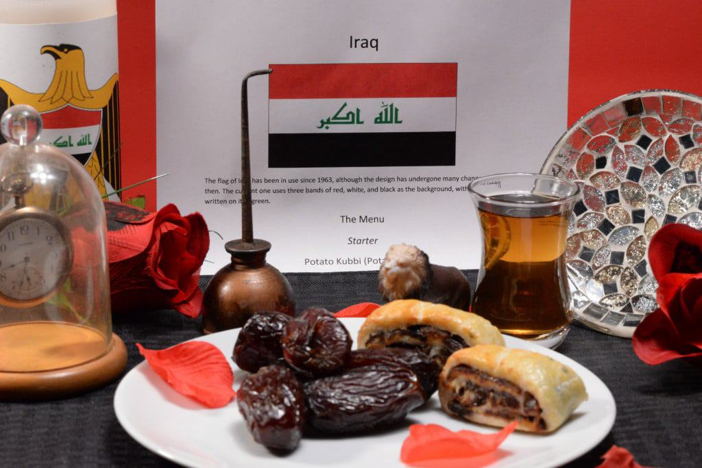 About food and culture of Iraq