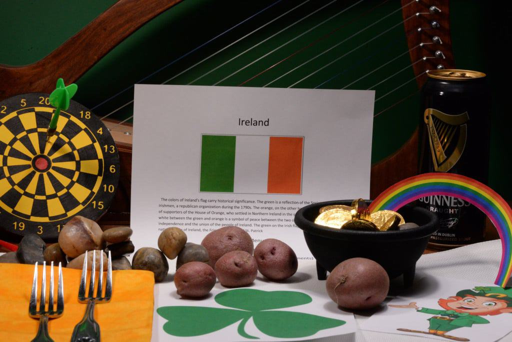 About food and culture of Ireland