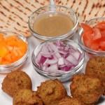 Israeli falafel