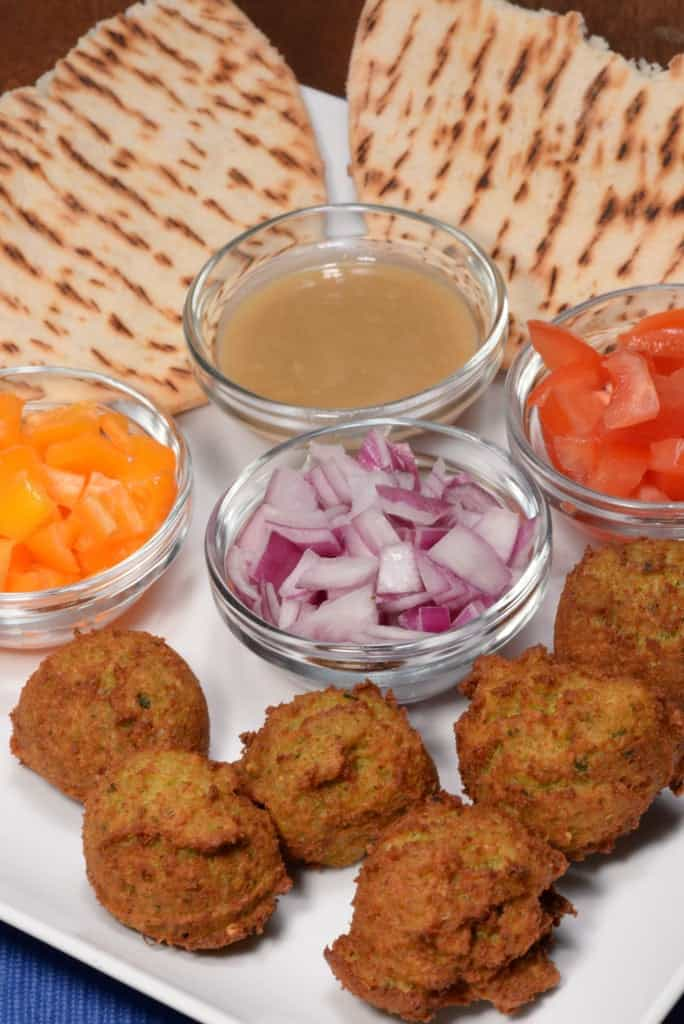 Israeli Falafel - International Cuisine