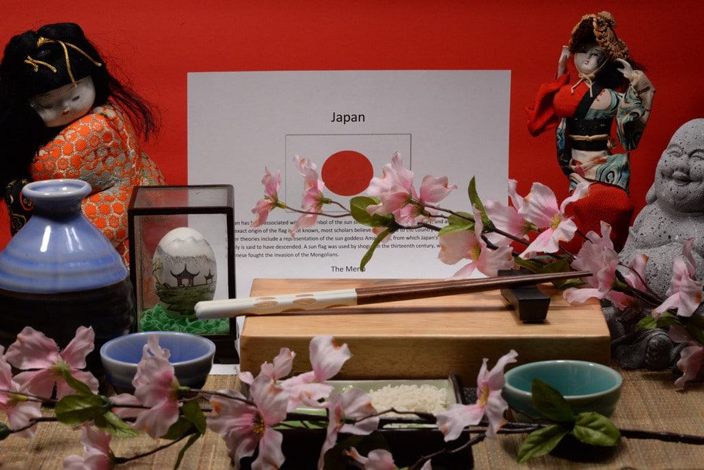 About food and culture of Japan