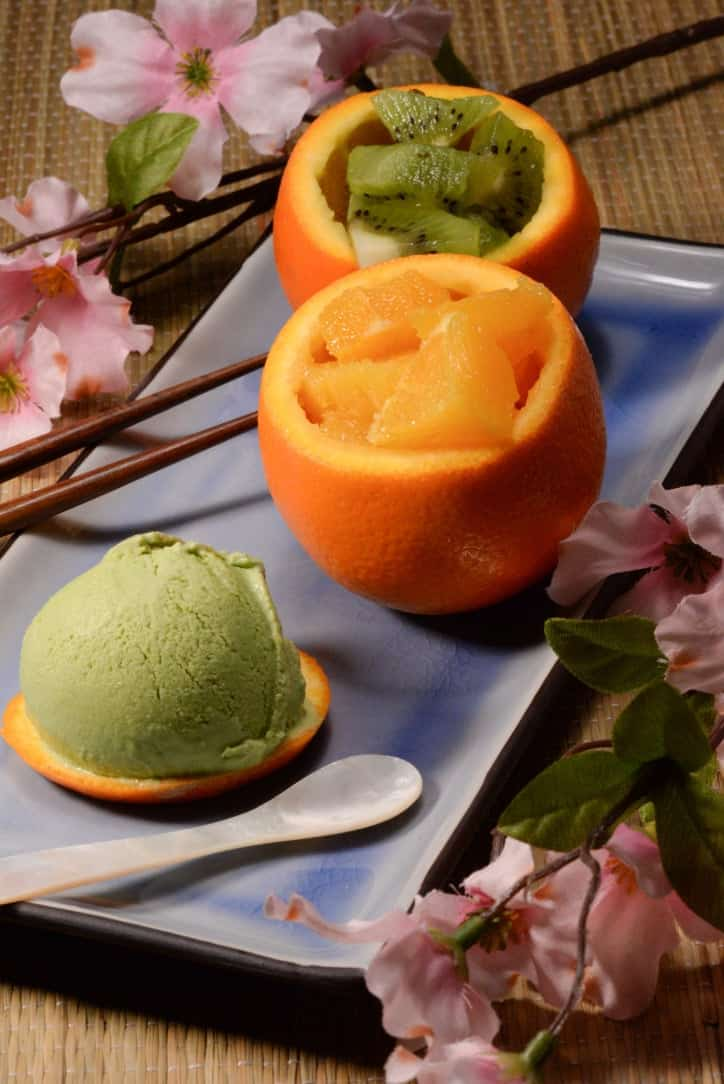Japanese dessert international cuisine for Asian cuisine desserts