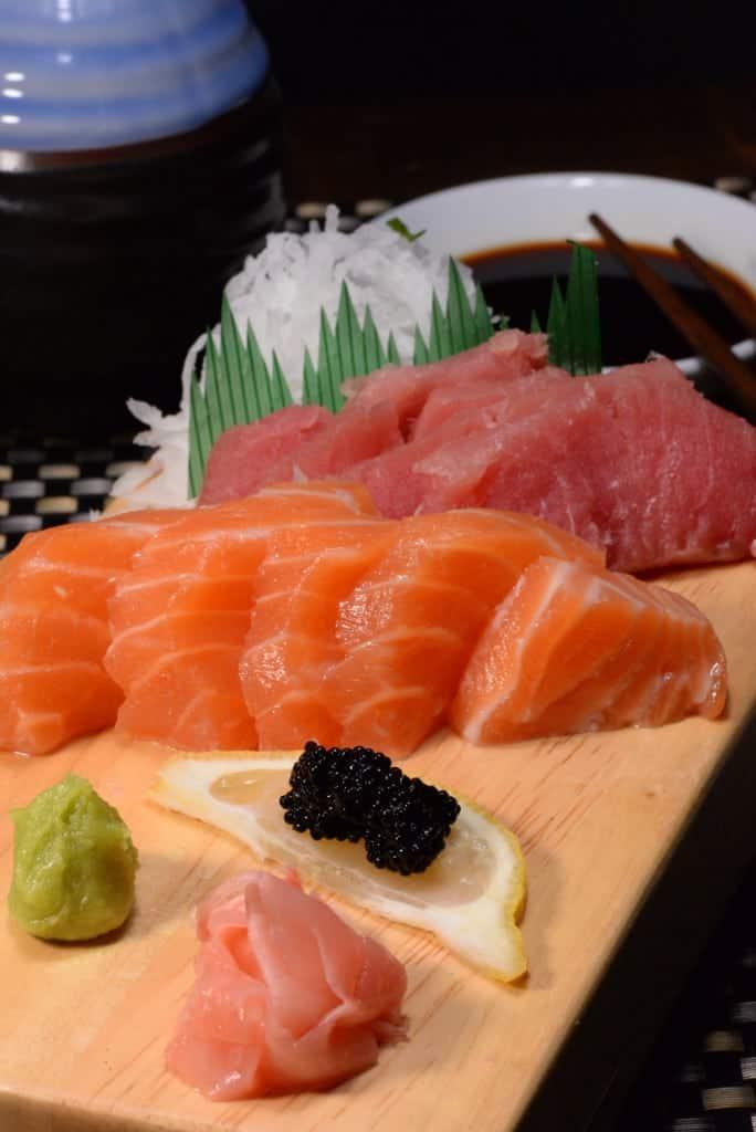Japanese sashimi raw fish international cuisine for Sashimi grade fish