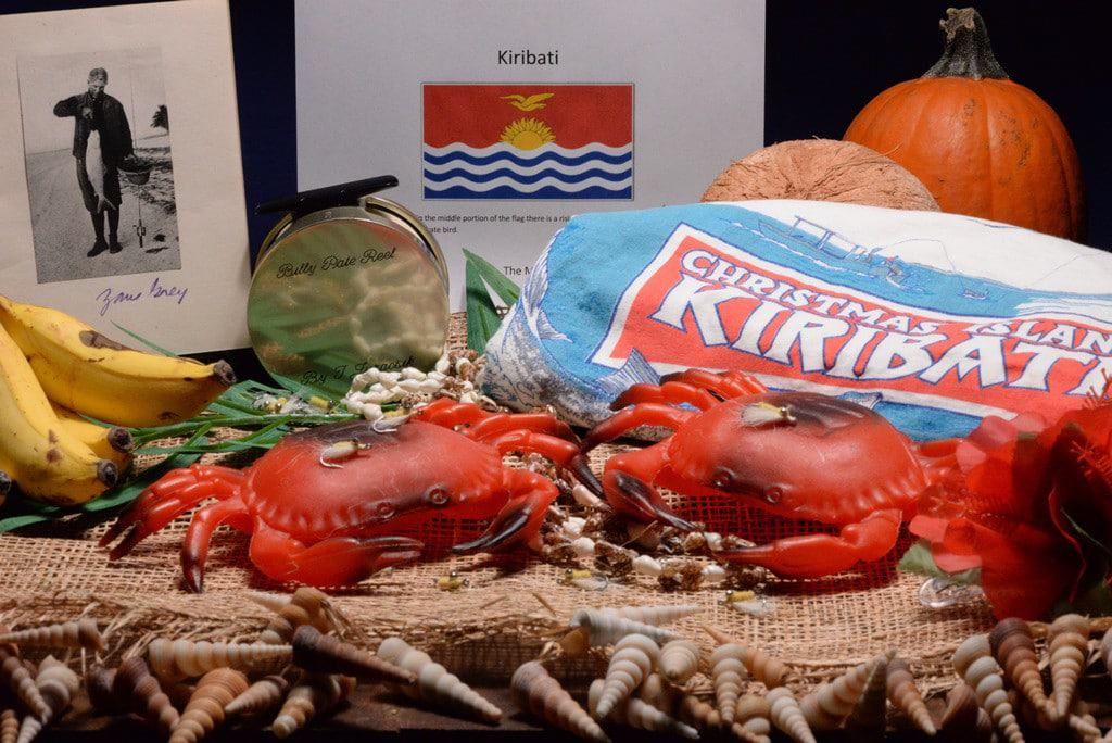 About food and culture of Kiribati