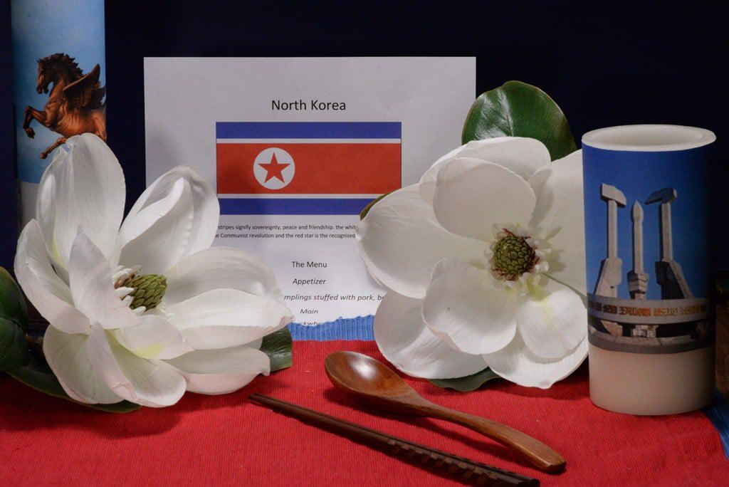 About food and culture of North Korea