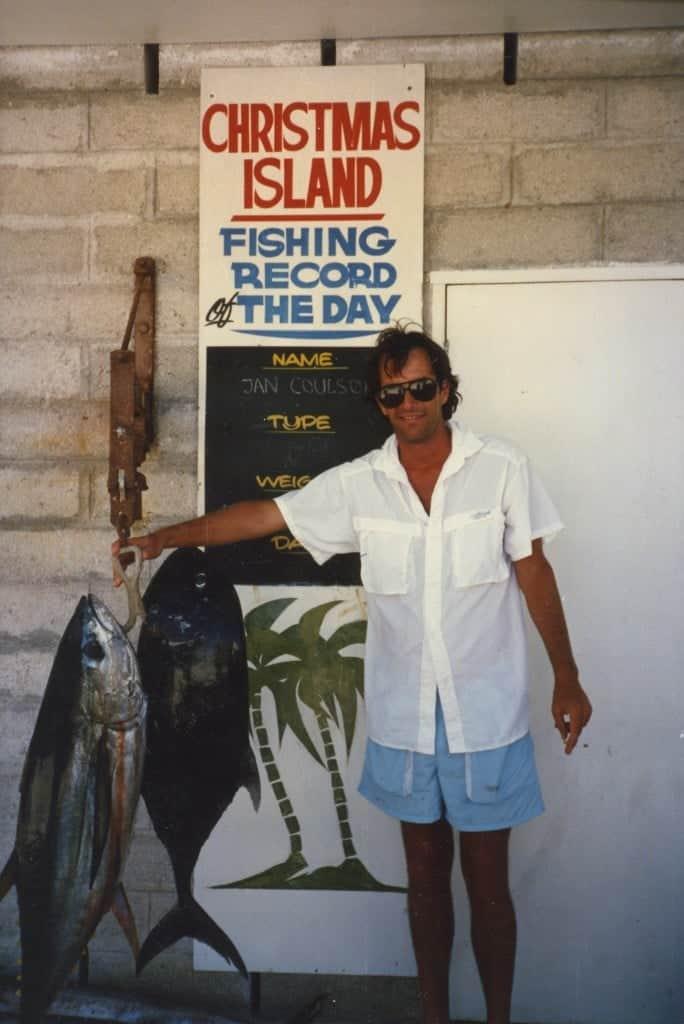 Christmas Island Tuna and trevally