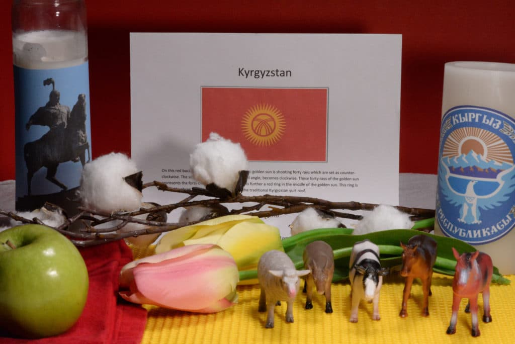 ABout food and culture of Kyrgyzstan