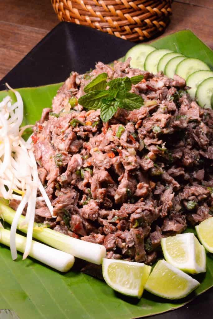 Laotian Laab