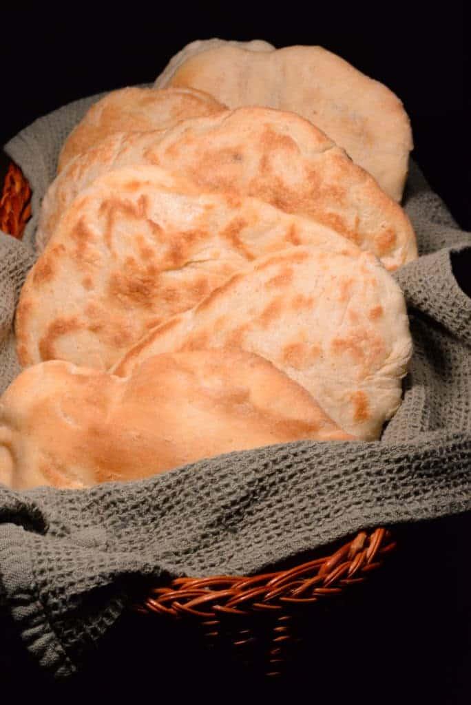 Libyan bread khubzit howsh international cuisine libyan bread forumfinder Gallery