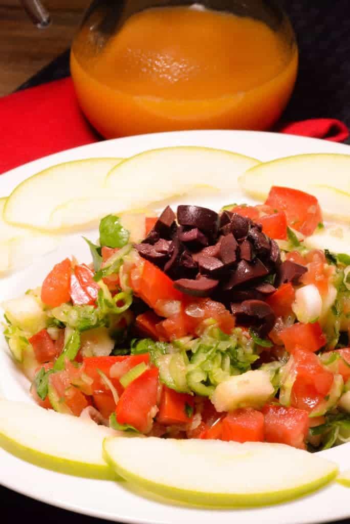 Libyan salad