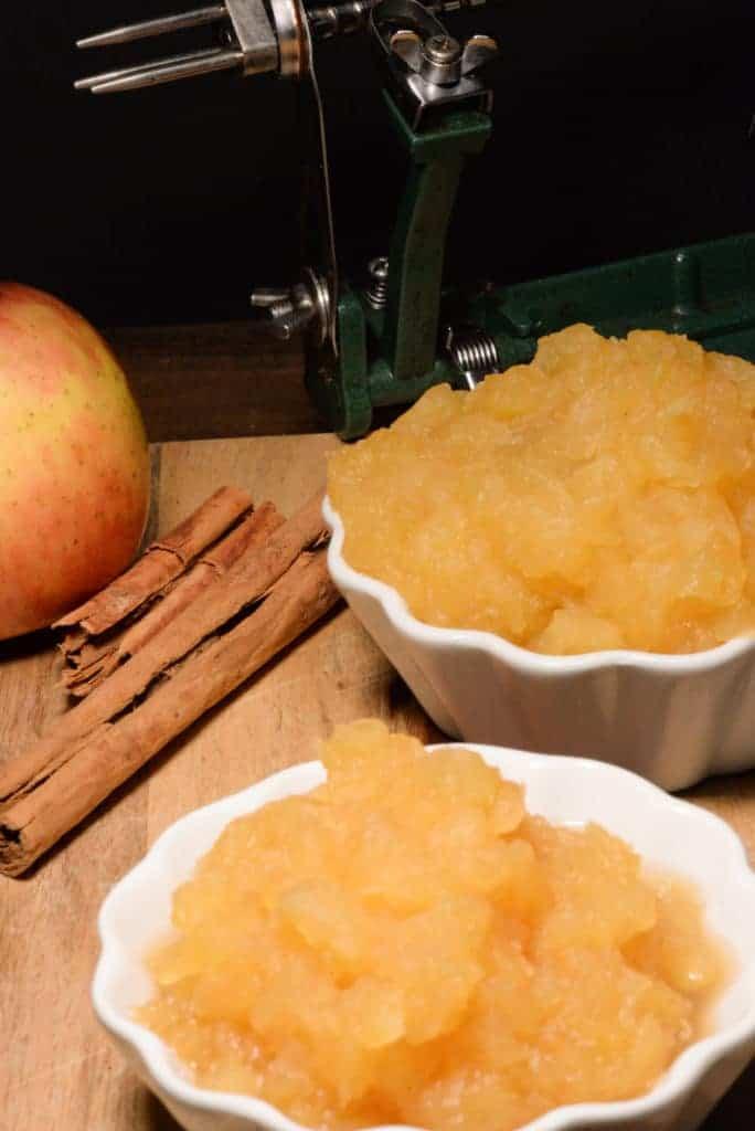 Liechtensteiner Applesauce