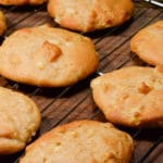 Lithuanian apple cookies