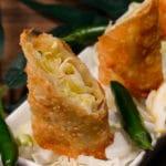 Maldivian egg rolls