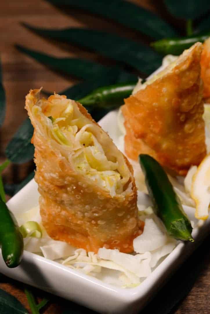 Maldivian egg rolls biskeemiyaa international cuisine forumfinder Choice Image