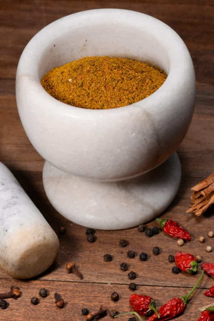 Malawian Curry Powder